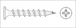 Vrut sádrokarton zápustný COARSE 4,2x65 fosfát
