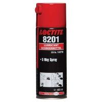 Loctite LB 8201 - 400 ml univezální pětiúčelový sprej