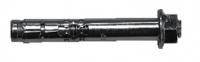 Kotva plášťová s maticí KPL-M 10x75 M8