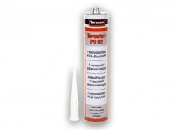 Teroson PU 92 - 310 ml šedý, polyurethanové lepidlo