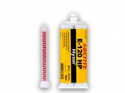 Loctite EA E-120 HP - 50 ml dvousložkový epoxid odolný loupání