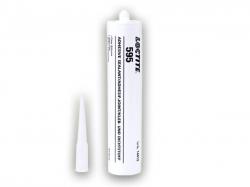 Loctite SI 595 - 310 ml čiré silikonové lepidlo SuperFlex